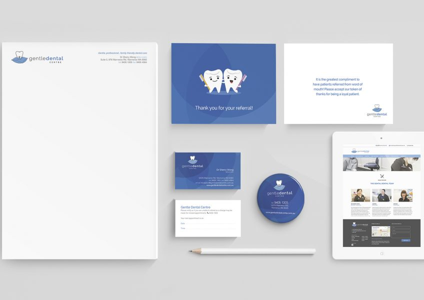 Gentle Dental Branding V1