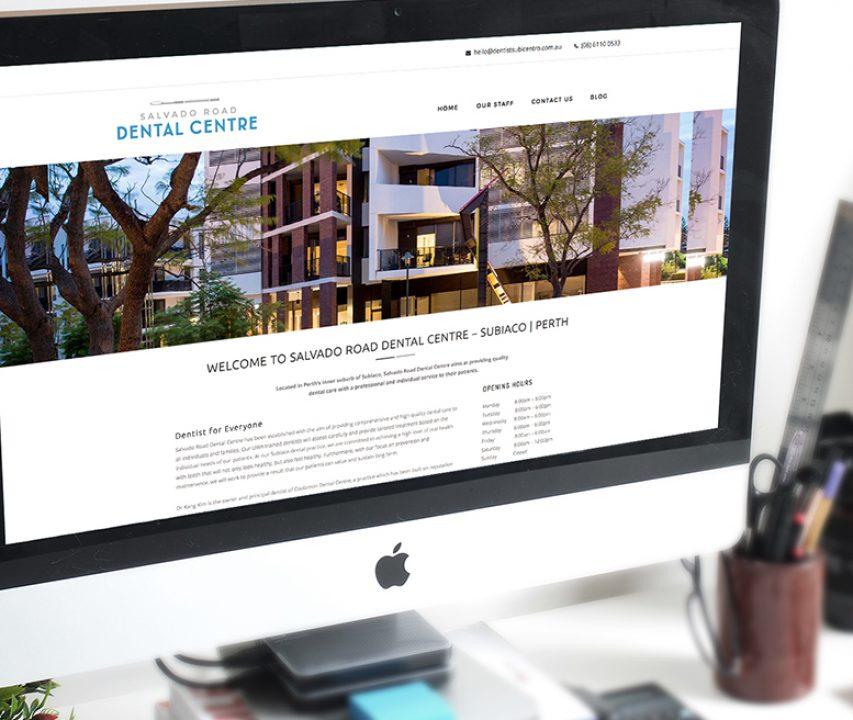 Salvado-Dental-Centre-website